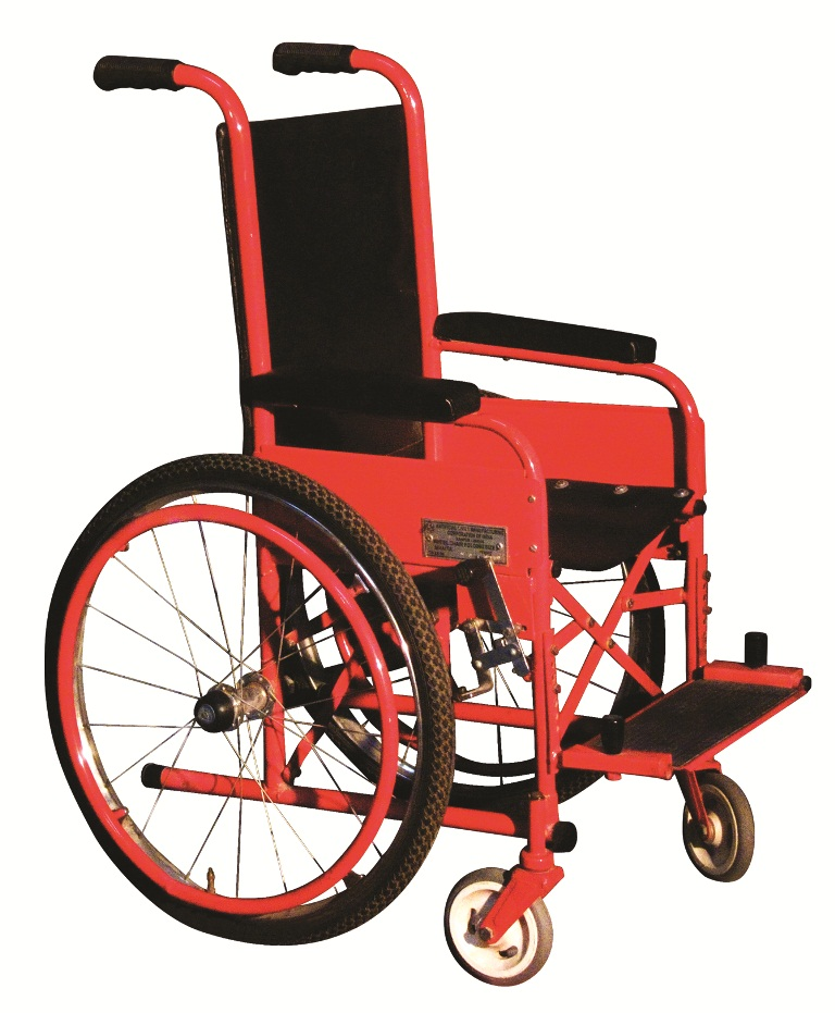 WHEEL CHAIR FOLDING CHILD SIZE-MAMTA